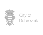 Logo of the city of Dubrovnik